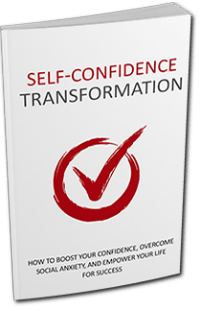 Self-Confidence Transformation cover
