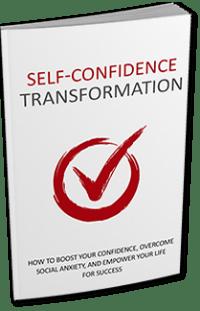 Self-Confidence Transformation cover