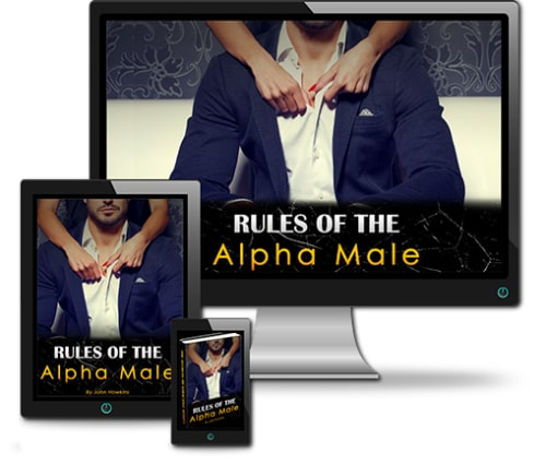 Rules of the Alpha Male screens